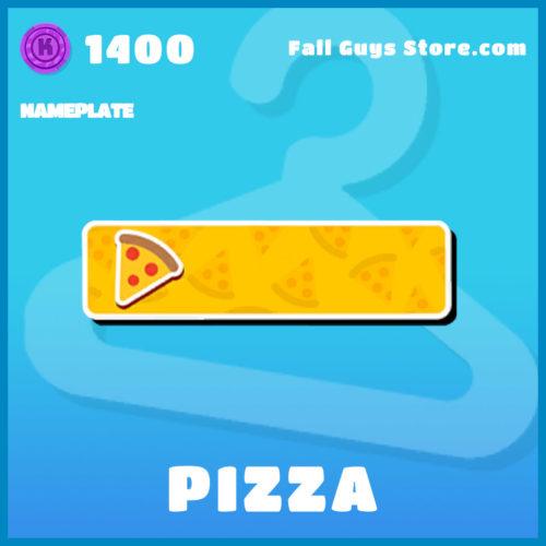 Pizza-Nameplate