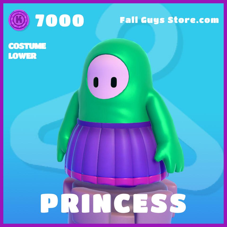 Princess-Lower