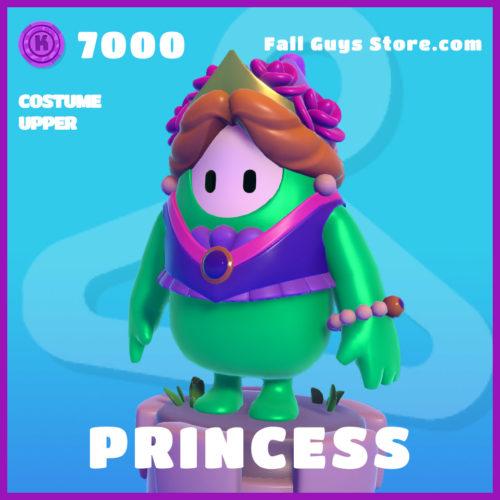 Princess-Upper