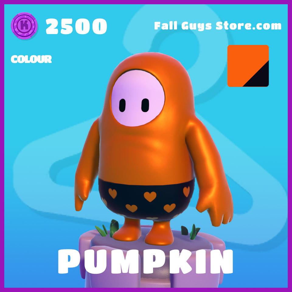 Pumpkin-Colour