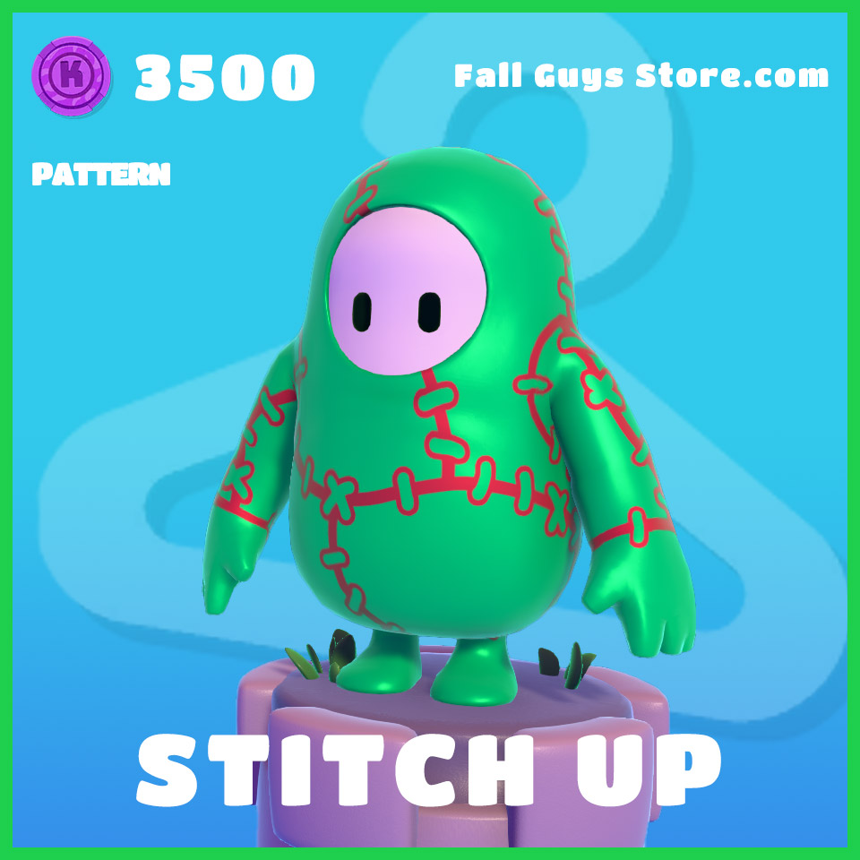 Stitch-Up-Pattern