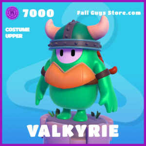 Valkyrie Costume Upper Fall Guys Skin