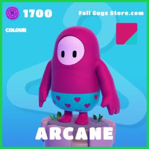 Arcane Colour Fall Guys Skin