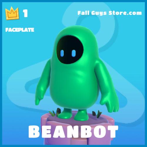 Beanbot-Faceplate