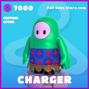Charger Skin Fall Guys Costume Lower