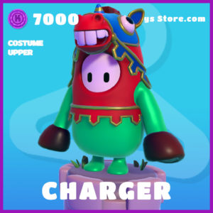 Charger Skin Fall Guys Costume Upper