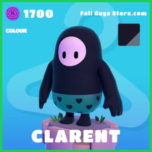 Clarent COlour Fall Guys Skin Item