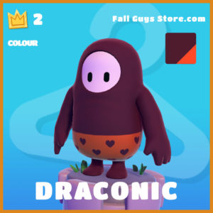 Draconic Colour Fall Guys Skin