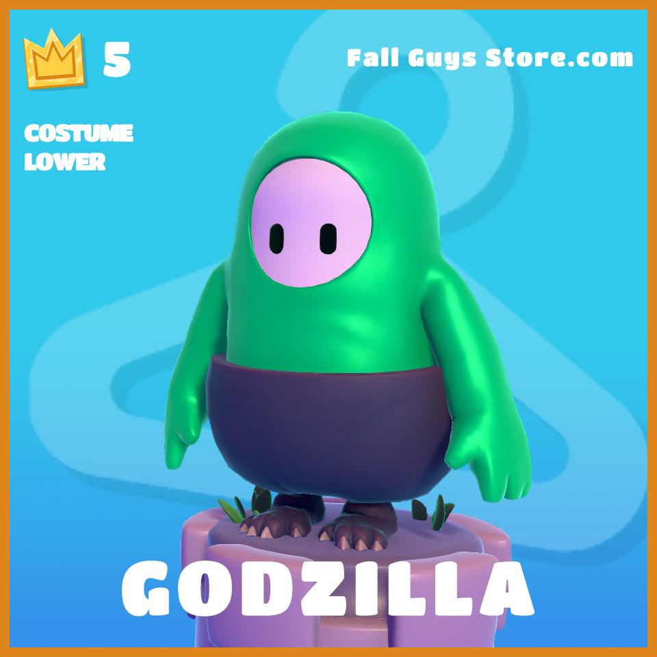 Godzilla-Lower