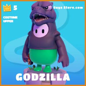 Godzilla Costume Upper Fall Guys Skin