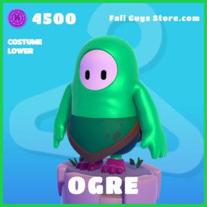 Ogre Costume Lower Fall Guys Skin