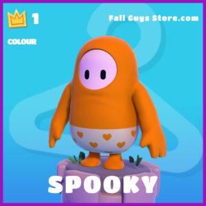 Spooky Fall Guys Colour