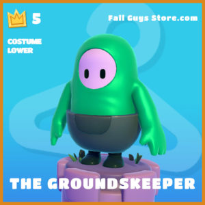 The Groundskeeper Costume Lower Fall Guys Skin