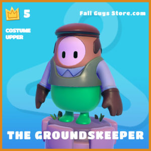The Groundskeeper Costume Upper Fall Guys Skin