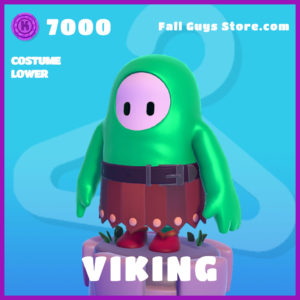 Viking Costume Lower Fall Guys Skin