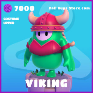 Viking Costume Upper Fall Guys Skin