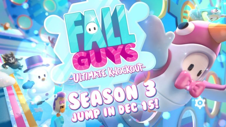 Fall Guys: Season 3 Winter Knockout Patch Notes