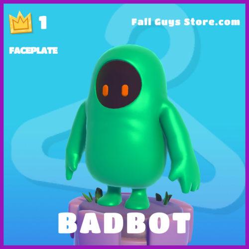 Badbot-Faceplate