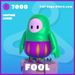 Fool Fall Guys Skin Epic Costume Lower