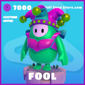 Fool Fall Guys Skin Epic Costume Upper