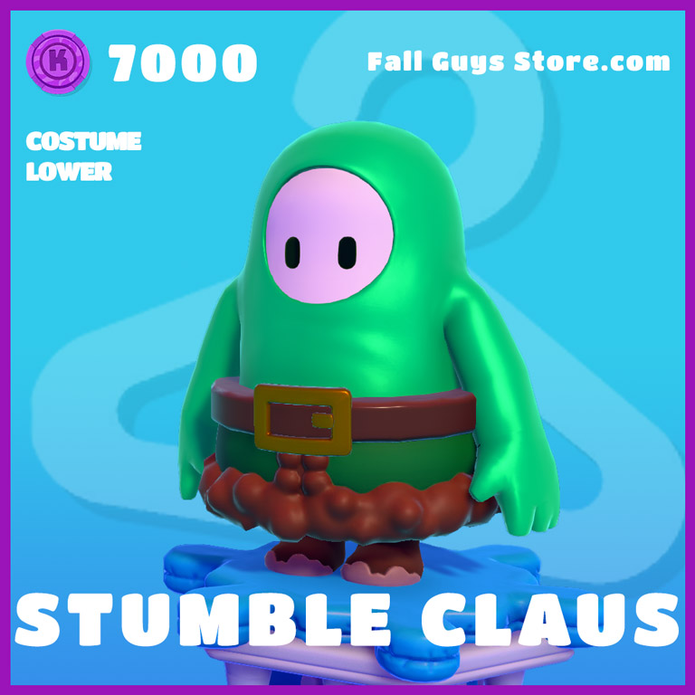 Stumble-Claus-Lower