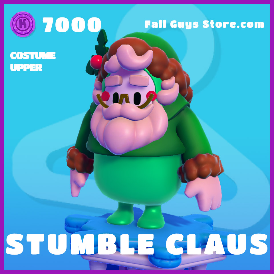 Stumble-Claus-Upper