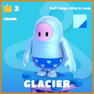 glacier colour fall guys
