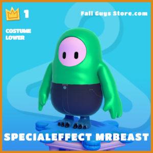SpecialEffect MrBeast Costume Lower Fall Guys Skin