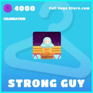 strong guy celebration