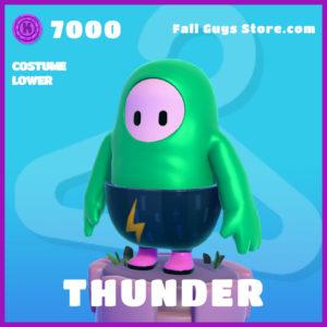 thunder lower costume fall guys