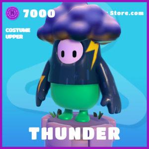 thunder upper fall guys costume