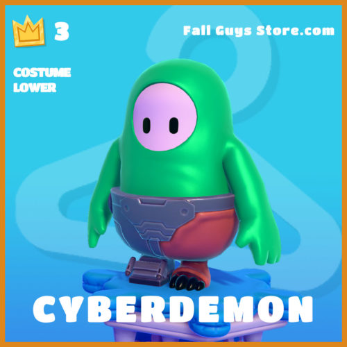 Cyberdemon-Lower