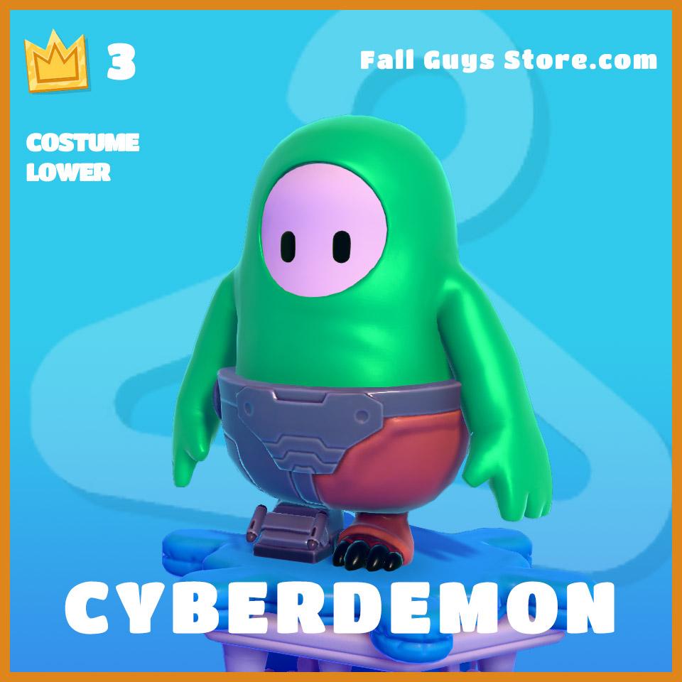 Cyberdemon-Lower