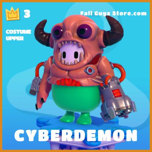 Cyberdemon-Upper