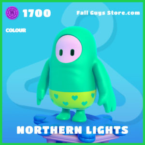 Northern Lights Fall Guys Colour