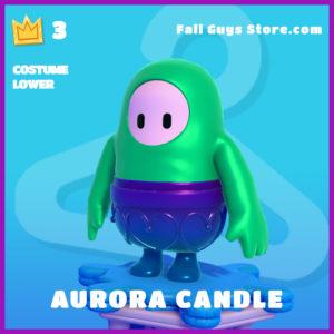 aurora candle costume lower fall guys epic skin