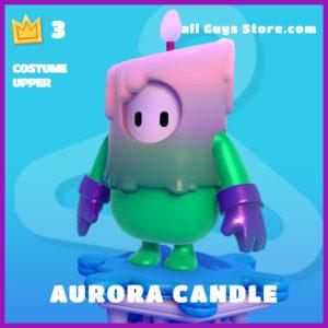 aurora candle costume upper fall guys epic skin