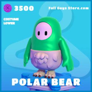 polar bear costume lower uncommon fall guys skin