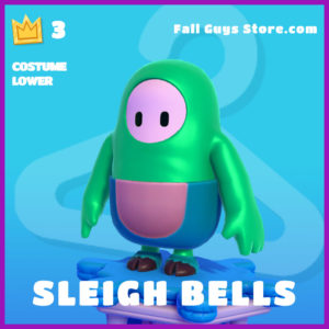 Sleigh Bells Costume lower Fall Guys Skin