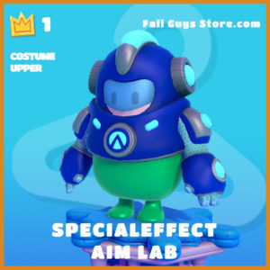 specialeffect aim lab fall guys costume upper legendary