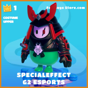 SpecialEffect g2 Esports Costume Upper Fall Guys Skin