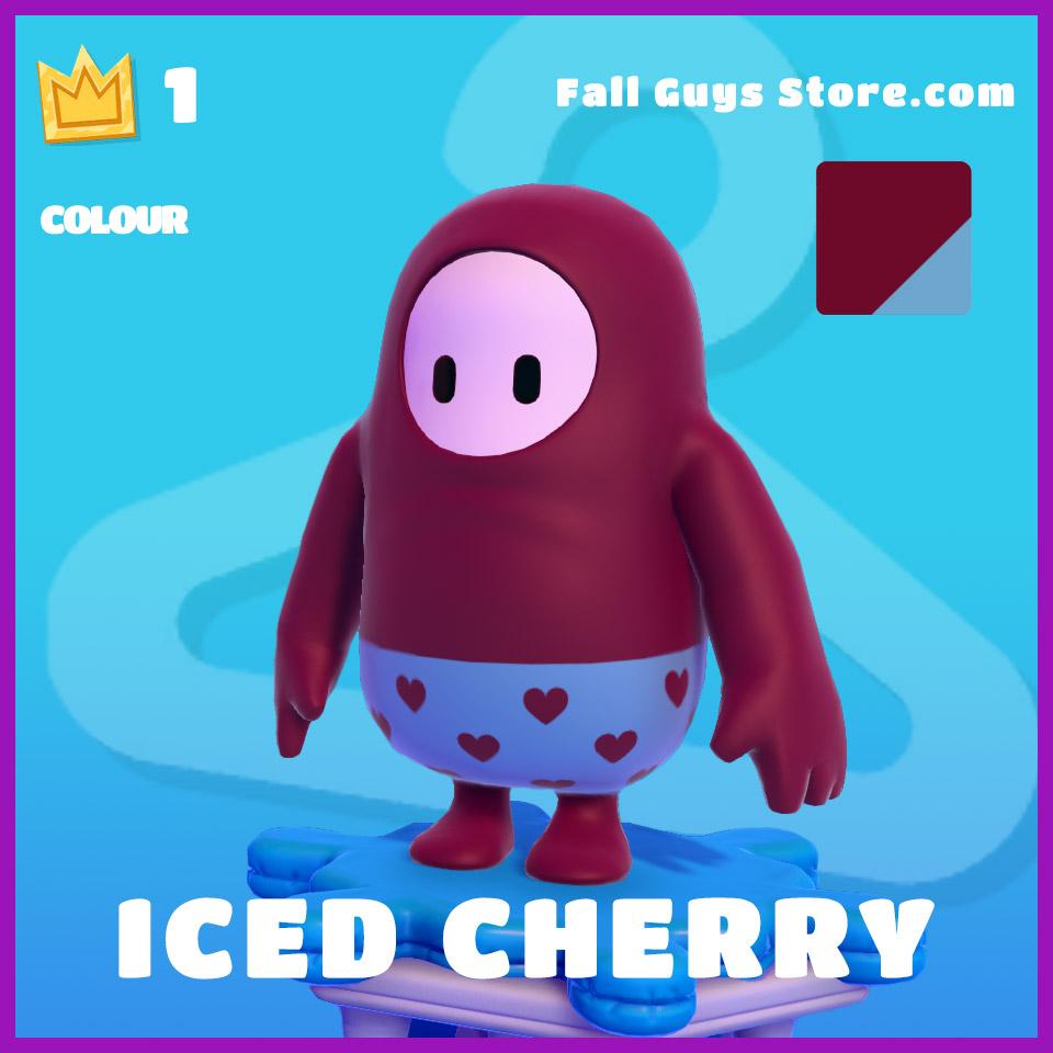 Iced-Cherry-Colour