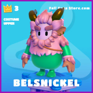 Belsnickel fall guys costume upper epic skin