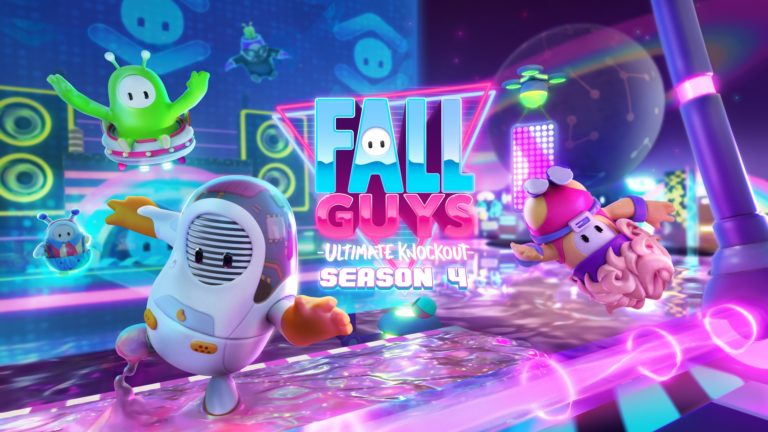 Fall Guys: New to Season 4
