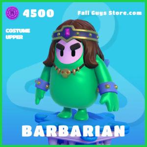 barbarian upper rare fall guys skin