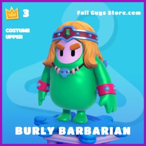 burly barbarian upper epic fall guys skin