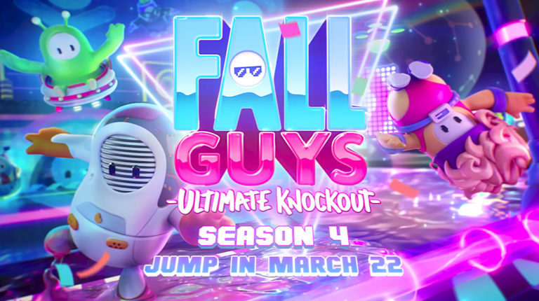 Fall Guys: Season 4 Cinematic Trailer and Release Date