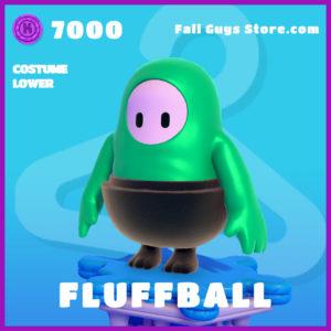 fluffball costume lower epic fall guys skin