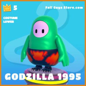 gozilla 1995 lower legendary fall guys skin
