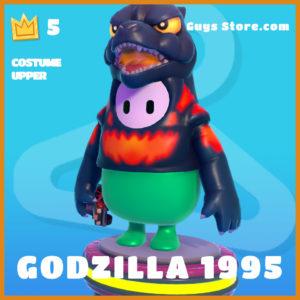 gozilla 1995 upper legendary fall guys skin